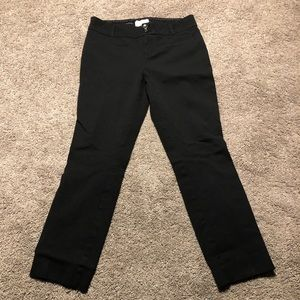 NWOT The Essential by Anthropologie Black Pants